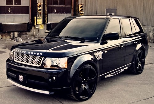 Range Rover Supercharged. My DREAM car! Gorgeous