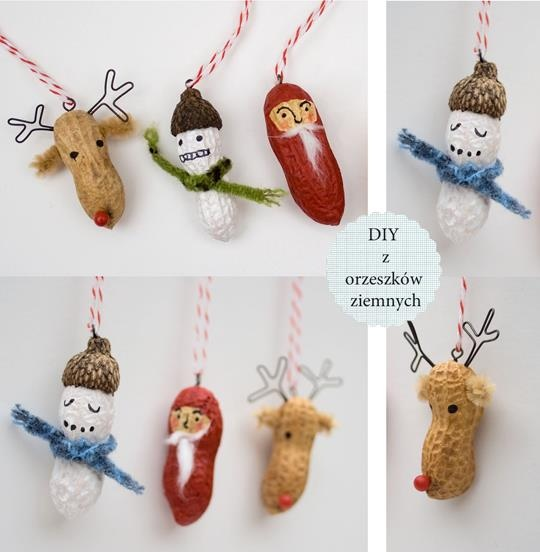 peanut xmas ornaments ;)