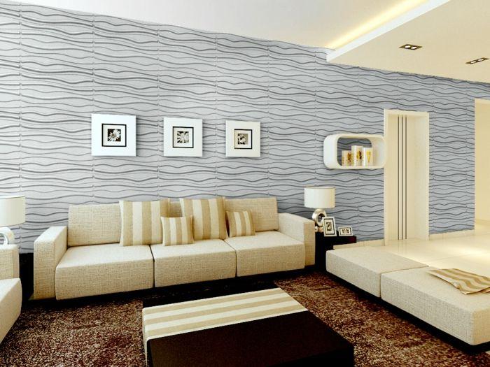 217 besten Wanddeko für ein modernes Zuhause Bilder auf Pinterest - moderne wohnzimmer wandgestaltung