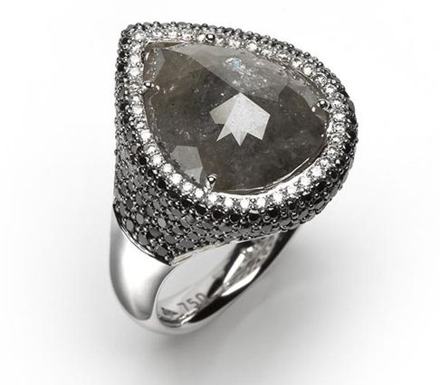 Nature Rough Diamond Ring - Facet Barcelona - Product Search - JCK Marketplace