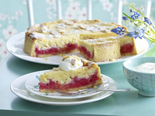 68 best rabarber taart images on pinterest