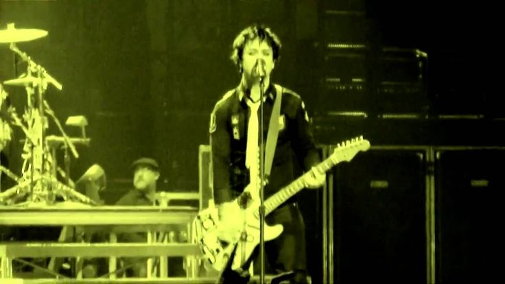 Green Day @ Japan (HD) - Burnout (Awesome As F**k)