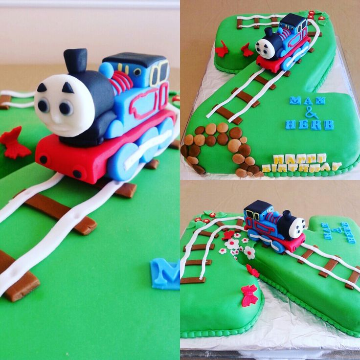 Thomas Cake.