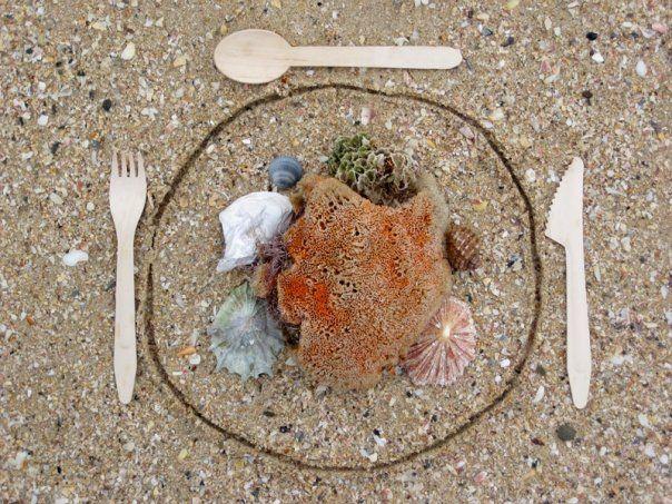 sea-side snack