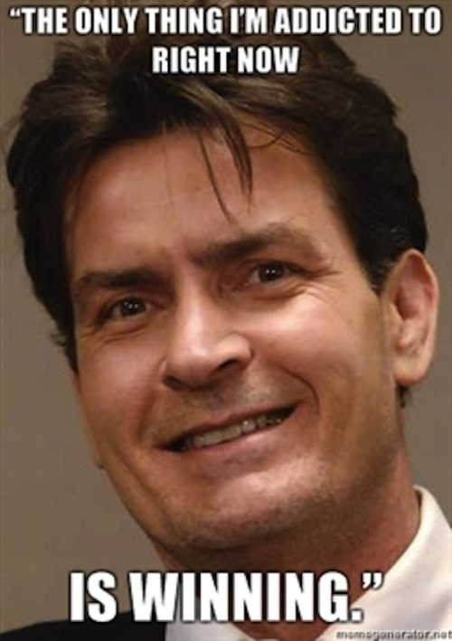 & that's why I named my team www.coffeewinning.organogold.com !!!  Charlie Sheen Quotes #Coffee #Winning