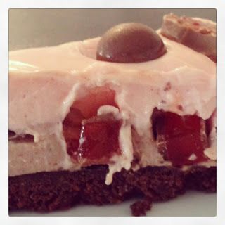 Nat's Thermomixen in the Kitchen: Turkish Delight Layered Cheesecake (non bake) | Thermomix Recipes