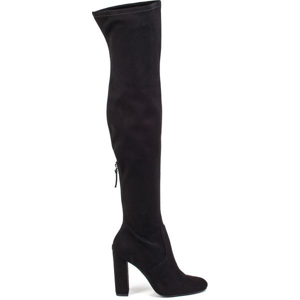 STEVE MADDEN Emotions Black Suede Otk Boot - they have these in Dillard's at WestGate mall