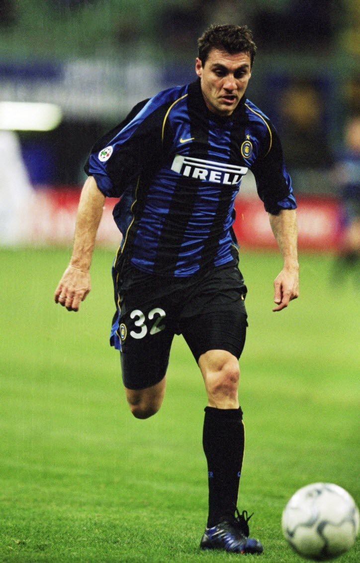 Christian Vieri - Inter Milan