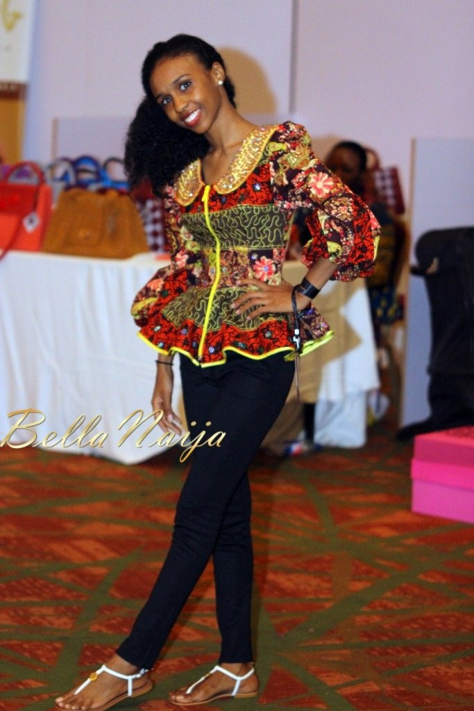Bella Naija Ankara Gown - Best Wallpaper Omundodelua.com