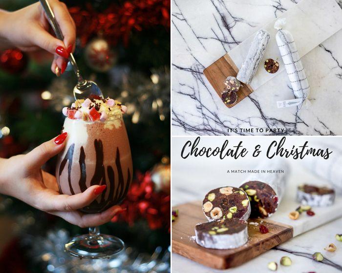 A Chocolate Kind of Christmas