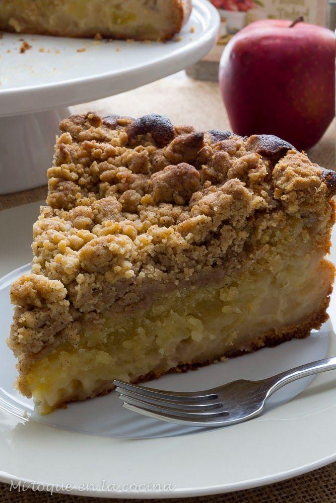 A mi madre le encanta la manzana, suele preparar muy a menudo compota de manzana y yo de vez en cuando le hago tarta de manzana. Se m...