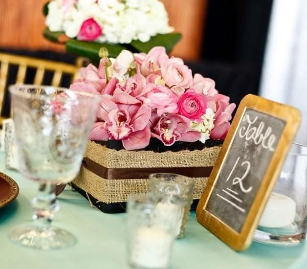 How to Make Centerpieces for a Civil Wedding #wedding #centerpiece #dinner #table #decoration #CHIC