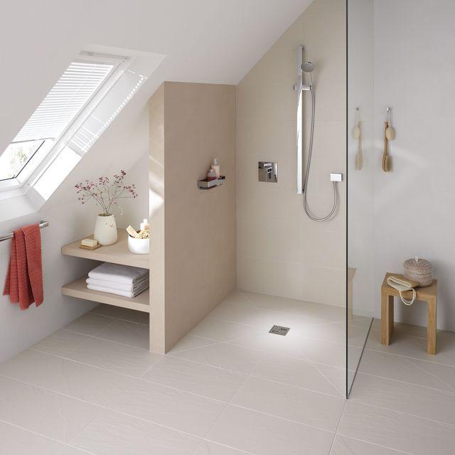 douche litalienne avec receveur de douche ultra plat httpwww - Douche A Litalienne Moderne