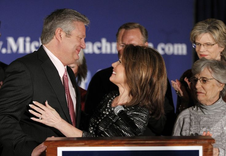 Husband of Michelle Bachmann refused service in an Indiana boutique because salesperson thought he was gay...
