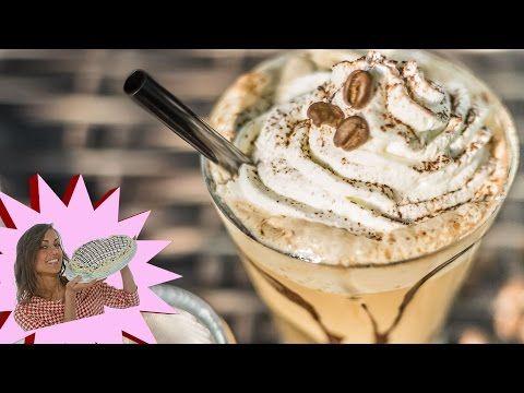Frappè al Caffè con Panna - YouTube