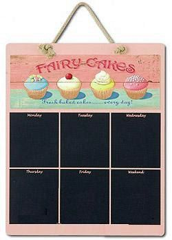 Miniature Retro Memo board by Miniatureville on Etsy, $1.50