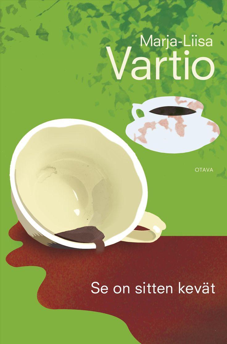 Title: Se on sitten kevät | Author: Marja-Liisa Vartio | Designer: Päivi Puustinen