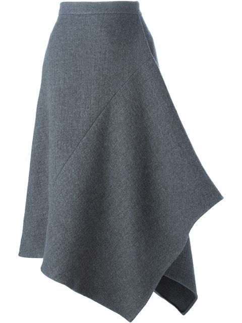Shop Stella McCartney asymmetric skirt in Maria STORE, Dubrovnik, Croatia.
