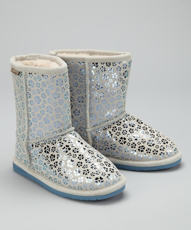 Shiney Boots!! by BEARPAW on #zulily today!  http://www.zulily.com/invite/jpalmer893/p/lake-betsy-boot-kids-25387-2245109.html?tid=social_pinref_shareviaicon_na=2245109