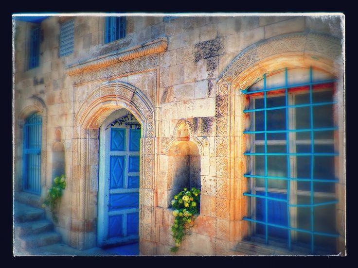 Ha'Ari Sephradic Synagogue