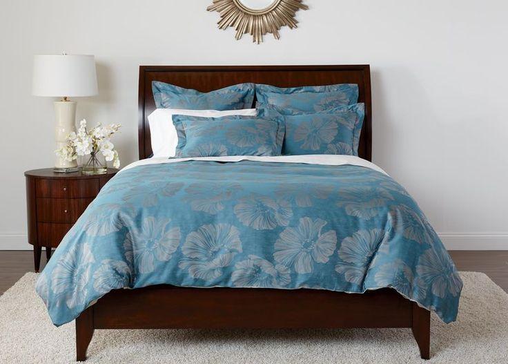 Susana Blue Floral Duvet Cover and Shams http://www.ethanallen.com/en_US/shop-bedding-duvet-covers/susana-blue-floral-duvet-cover-and-shams/susanablue.html?site=#start=1