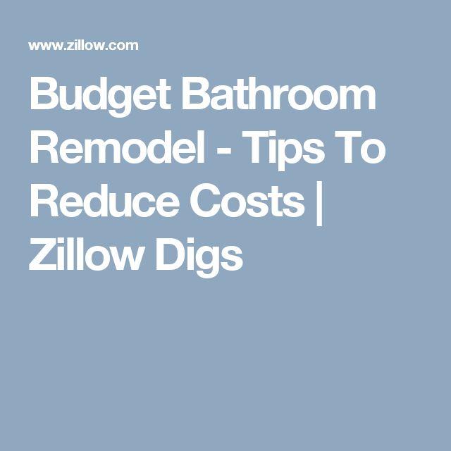 Best 25 Budget Bathroom Remodel Ideas On Pinterest Budget Bathroom Makeovers Cheap Bathroom