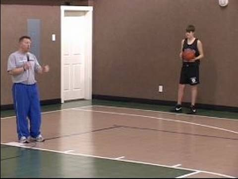 Rules and Fouls in Youth Basketball : Youth Basketball Rules: Inbounding...