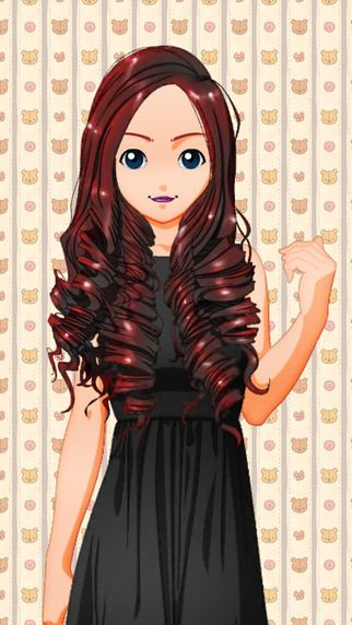 Anime Style Dress Up for iPhone, iPad, iPod Touch devices. Create unique anime looks with tons of different outfits in this wonderful dress up game.