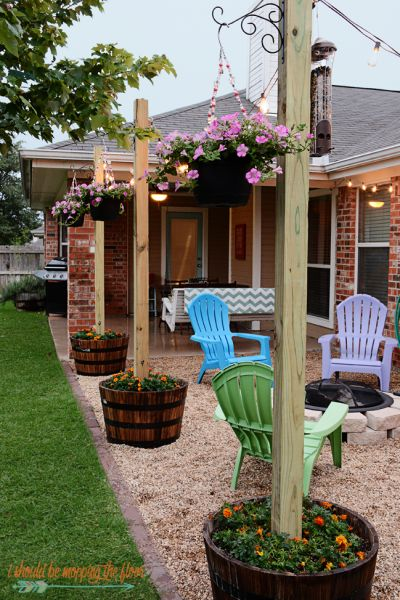 Best 25  Budget Patio ideas on Pinterest   Landscaping backyard on a budget   Patio tents and Backyards. Best 25  Budget Patio ideas on Pinterest   Landscaping backyard on