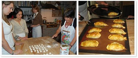 empanada cooking class in Buenos Aires