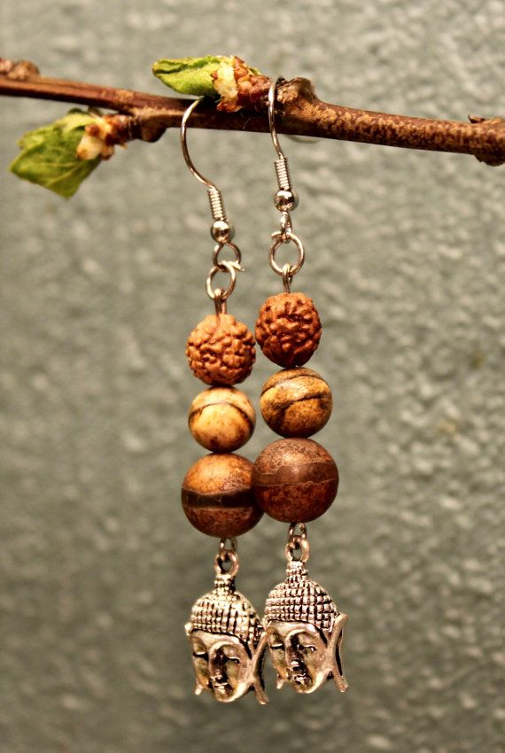 Mindfulness earrings