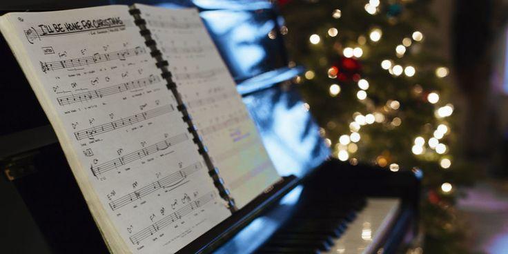 Christmas carol histories