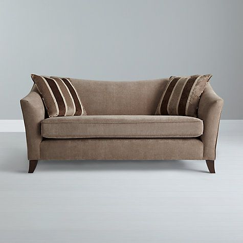Buy John Lewis Lucca Medium Sofa, Grace Mocha Online at johnlewis.com