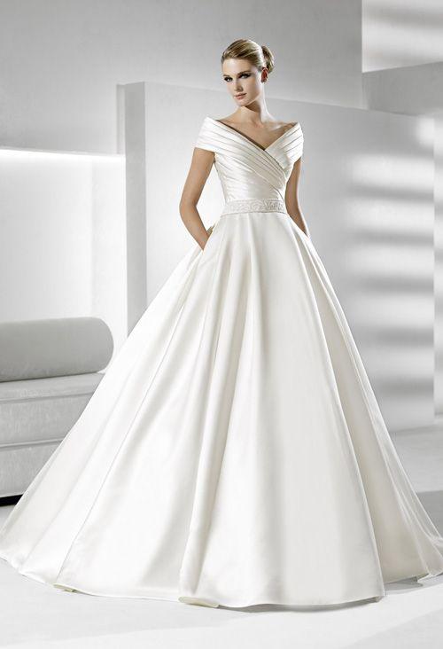 Great La Sposa SIMBOLO La Sposa Bridal Gowns