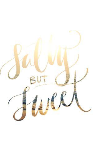 Stay salty! #staysalty #beachquotes #beachvibes #beachlife #coastalliving #coastallife #quotes #oceanquotes