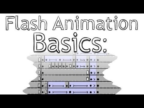 ▶ The Basics: Animating in Adobe Flash - YouTube