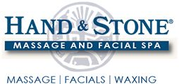 Hand and stone gift card for massage or facial massage package!