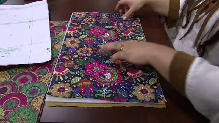 Programa Mulher.com AO VIVO de segunda a sexta, das 14h30 às 17h00 com reprise aos sábados, às 14h30 pela Rede Século 21. Veja mais artesanatos: https://www....