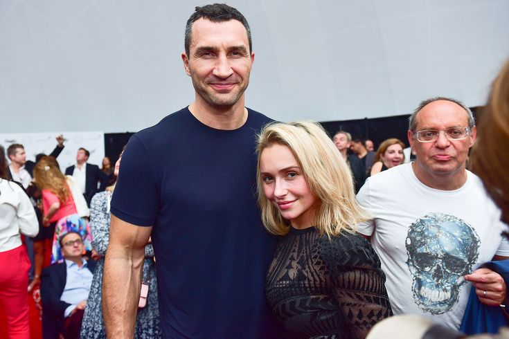 Hayden Panettiere and Wladimir Klitschko Remain 'Together and Very Loving': Sources #hayden #panettiere #wladimir #klitschko #remain…