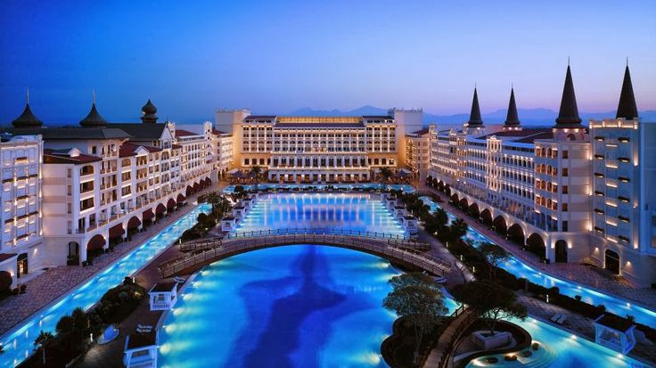 Most Expensive Hotel in Europe: Mardan Palace