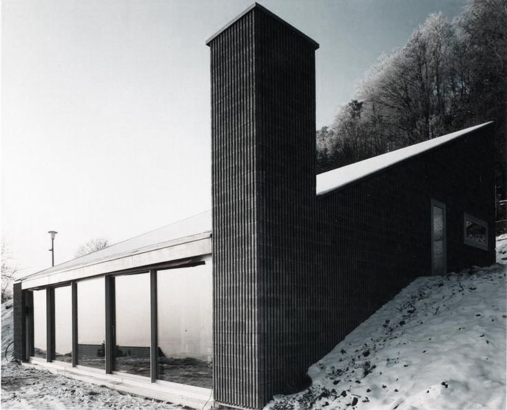 Beat Rothen - Unot St. House, Uhwiesen 1997. Photos © Gaston Wicky.