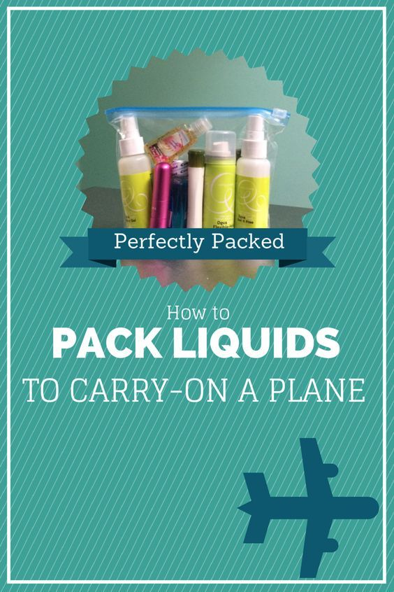 Suitcase Confidential Tips: How to Pack Liquids to Carry On a Plane