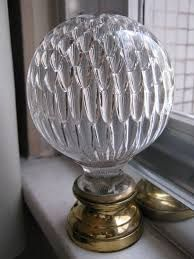 Cut Glass Boule d'Escalier - Google Search