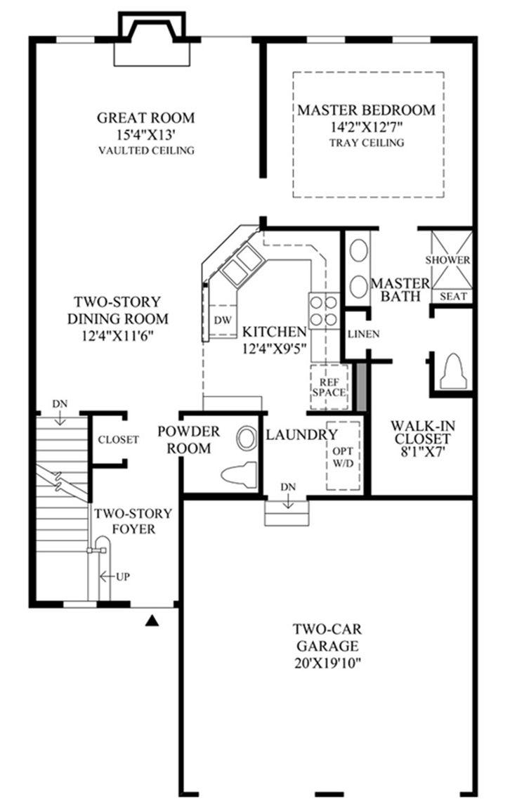 main floor master