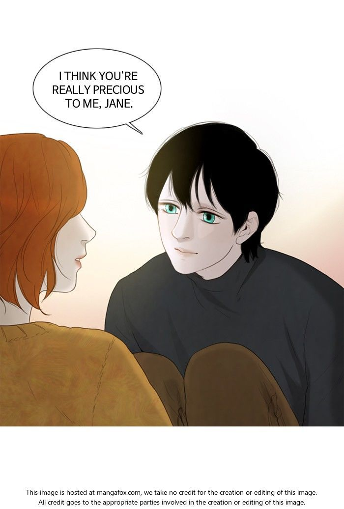 Winter Woods.. It took me quite a long time to have a will to read this webtoon.. But after i read it, it's quite interesting and i start like this webtoon ❤️❤️