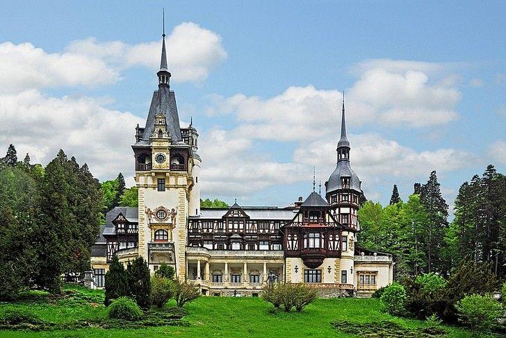 10. Замок Пелеш