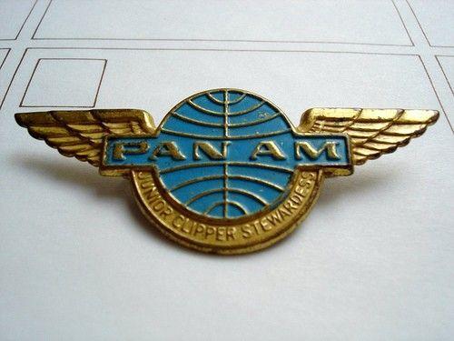 Stewardess Wings