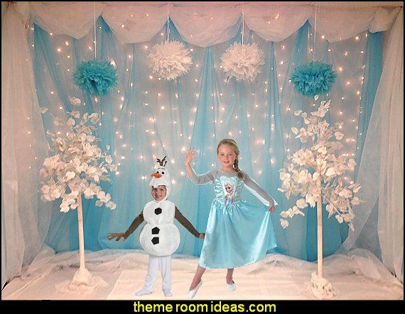 25+ best ideas about Frozen birthday decorations on ...