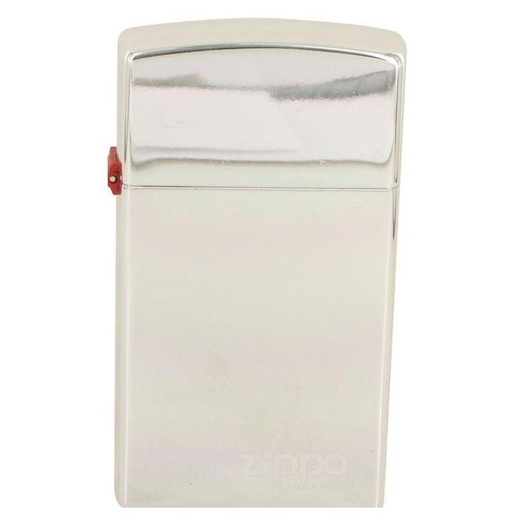 Zippo Original Eau De Toilette Spray Refillable (Tester) By Zippo
