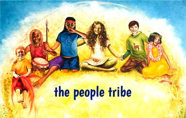 Picture of the People Tribe :: Nandita's Dream :: What's Your Dream, What's Your Dream for the World?